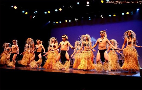 Mai Ana - Diamond Head - grote show