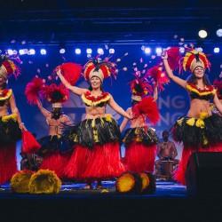 Tong Tong Festival Mai ana show